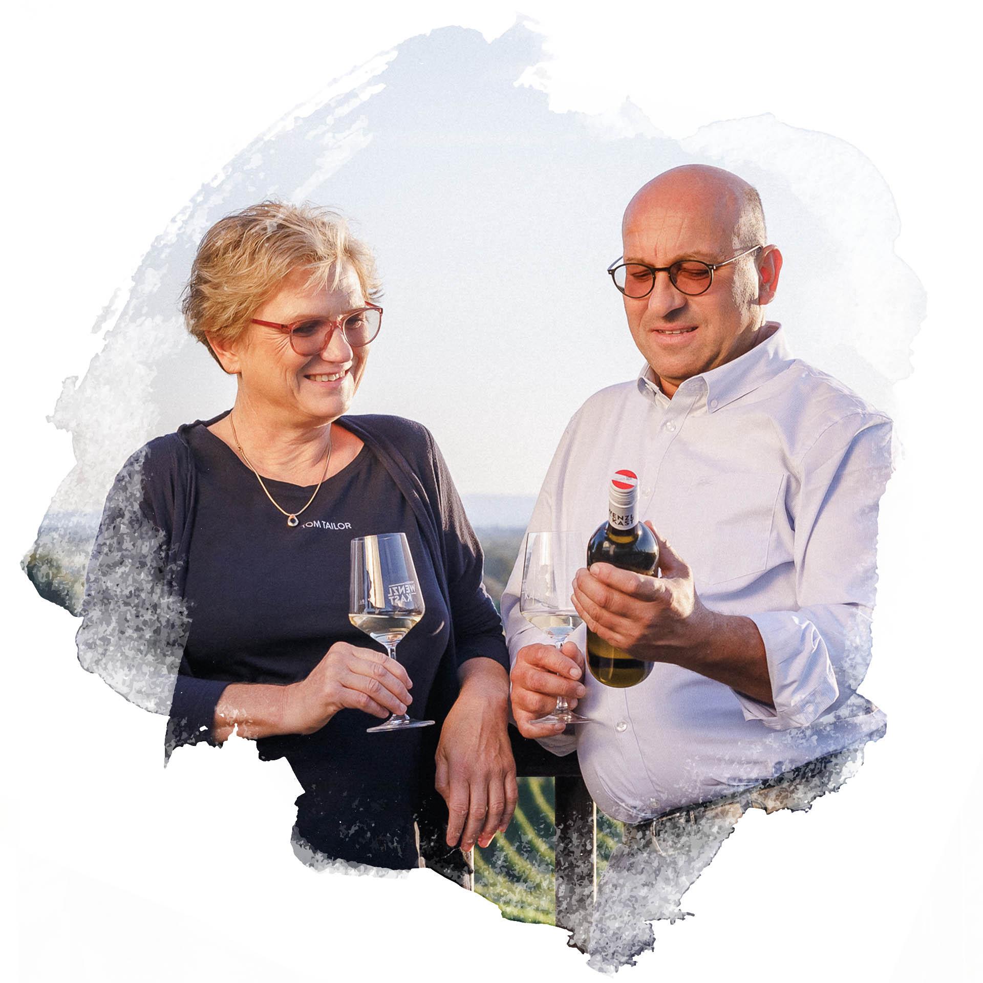 Weingut Wenzl-Kast – Ingrid & Harald Wenzl-Kast