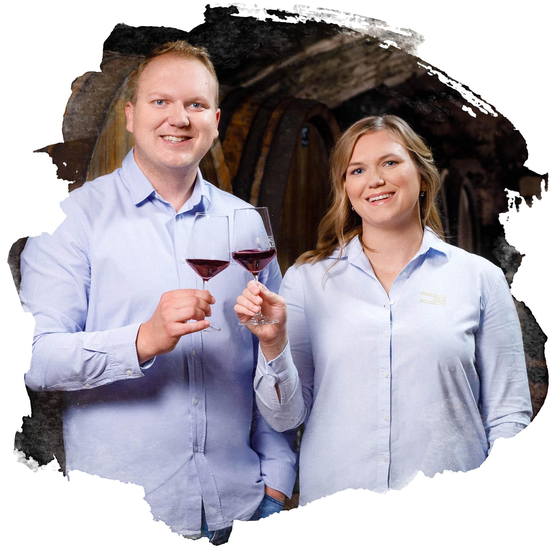 Weingut Wenzl-Kast Kerstin & Johannes Wenzl